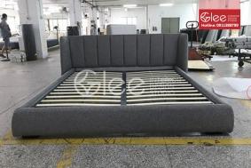 Giường ngủ bọc đệm đẹp tinh tế GPN49
