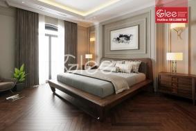 Thiết kế nội thất biệt thự Vinhome Riverside - Hoa Phượng