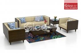 Sofa gỗ phòng khách GSG34
