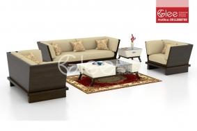 Sofa gỗ phòng khách GSG35
