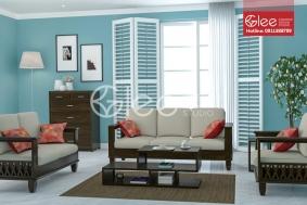 Sofa gỗ phòng khách GSG33