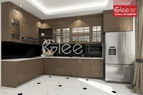 Tủ bếp GTB13