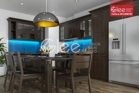Tủ bếp GTB14
