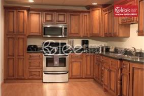 Tủ bếp gỗ sồi Mỹ GTB21