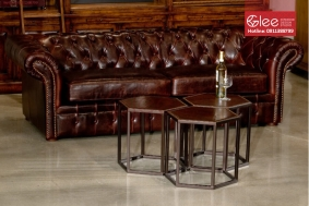 Sofa da phòng khách GSA18