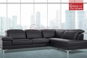 Sofa da phòng khách GSA19