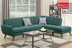 Sofa nỉ phòng khách GSA01