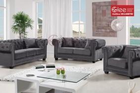 Sofa nỉ phòng khách GSA07
