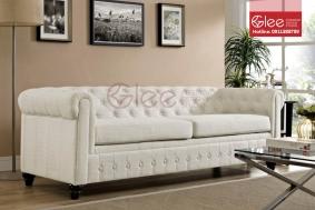 Sofa nỉ phòng khách GSA14