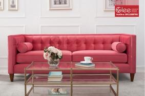 Sofa nỉ phòng khách GSA16