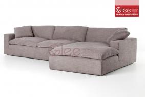 Sofa nỉ phòng khách GSA17