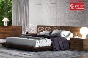 Mẫu giường ngủ gỗ tự nhiên GPN40