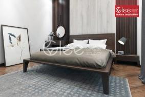 Giường ngủ gỗ óc chó đẳng cấp GPN33
