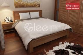 Mẫu giường ngủ đẹp cao cấp GPN34