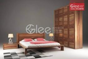 Giường ngủ gỗ tự nhiên - GPN31