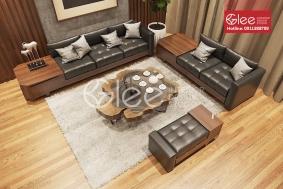 Sofa gỗ phòng khách GSG39