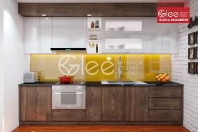 Tủ bếp hiện đại GTB25