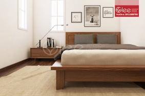 Giường ngủ gỗ sồi Mỹ GPN14