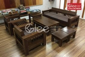 79 Mẫu Sofa Gỗ đẹp Hiện đại Cho Phong Khach Tốt Nhất 2019