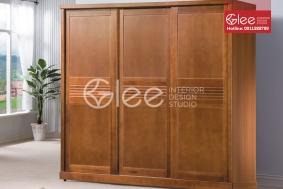 Tủ quần áo gỗ GTA19