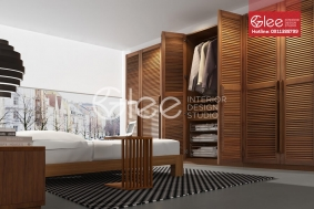 Tủ quần áo gỗ GTA21