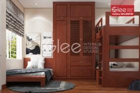 Tủ quần áo gỗ GTA23