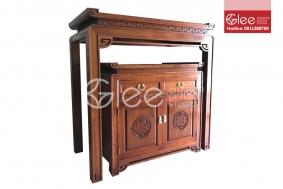 Bàn thờ gỗ Hương Đá - GTT45