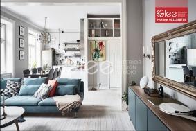 5 Mẫu thiết kế nội thất chung cư diện tích nhỏ 50m2 – 70m2 – 86m2
