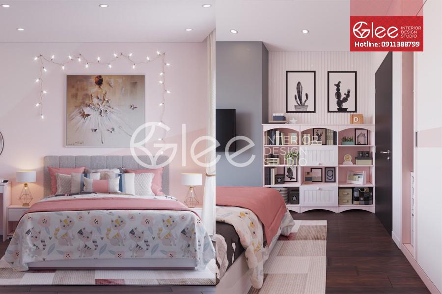 cải tạo phòng ngủ đồ gỗ cao cấp