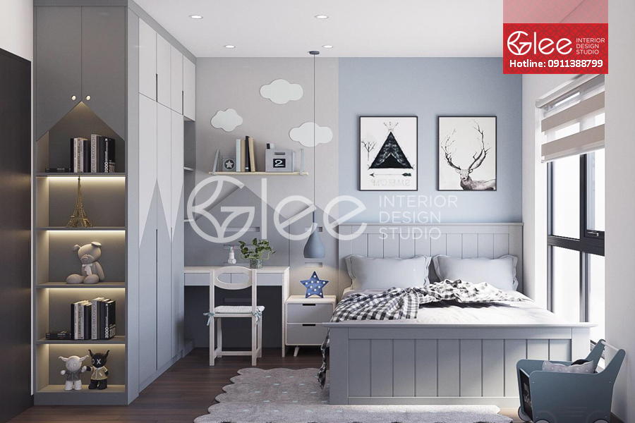 thiết kế phòng ngủ cải tạo
