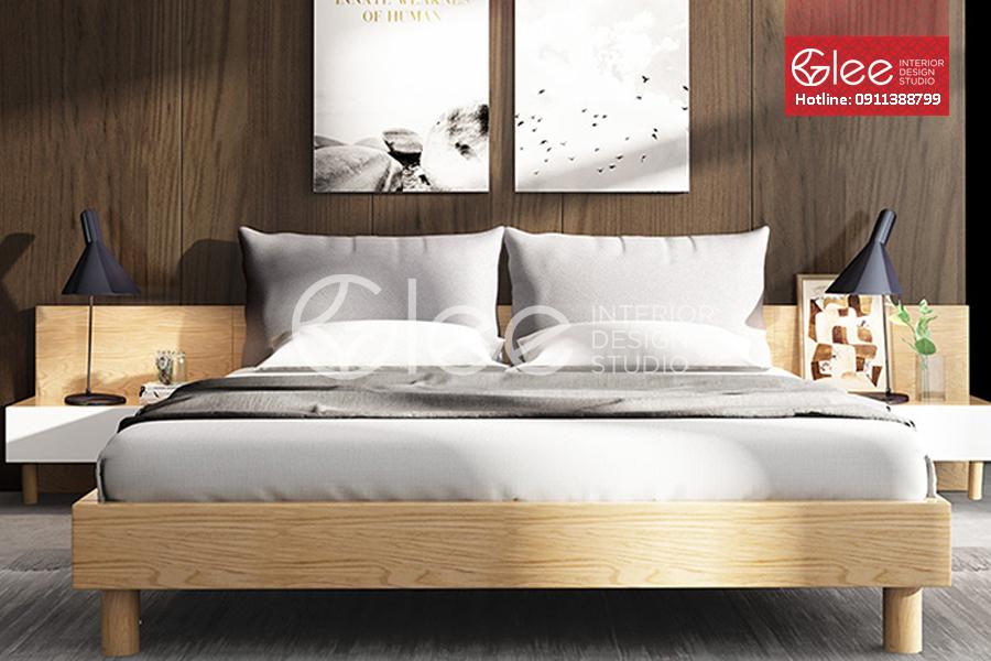giường ngủ hiện đại rẻ tiền