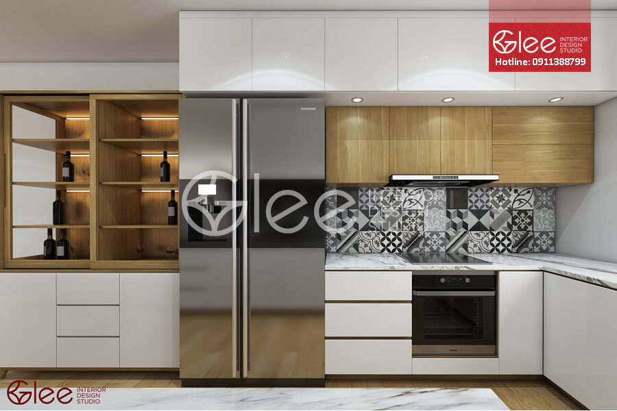 Tủ bếp GTB24