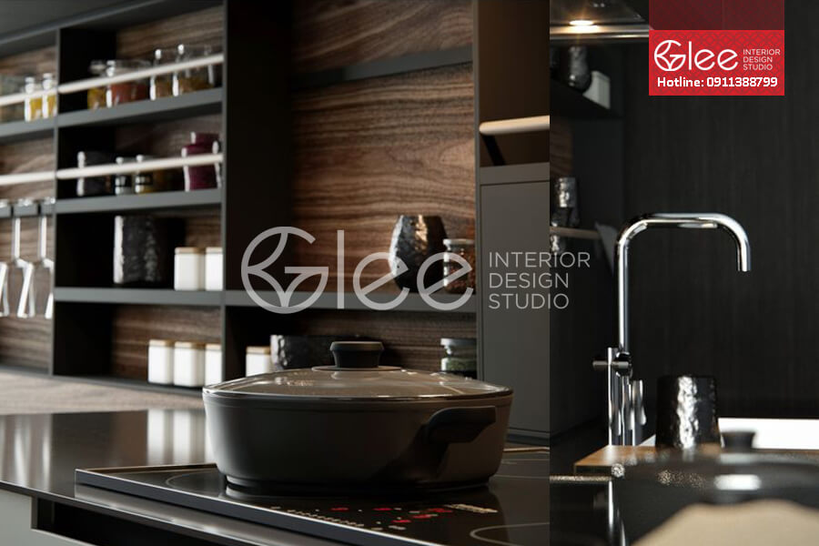 Tủ bếp GTB06