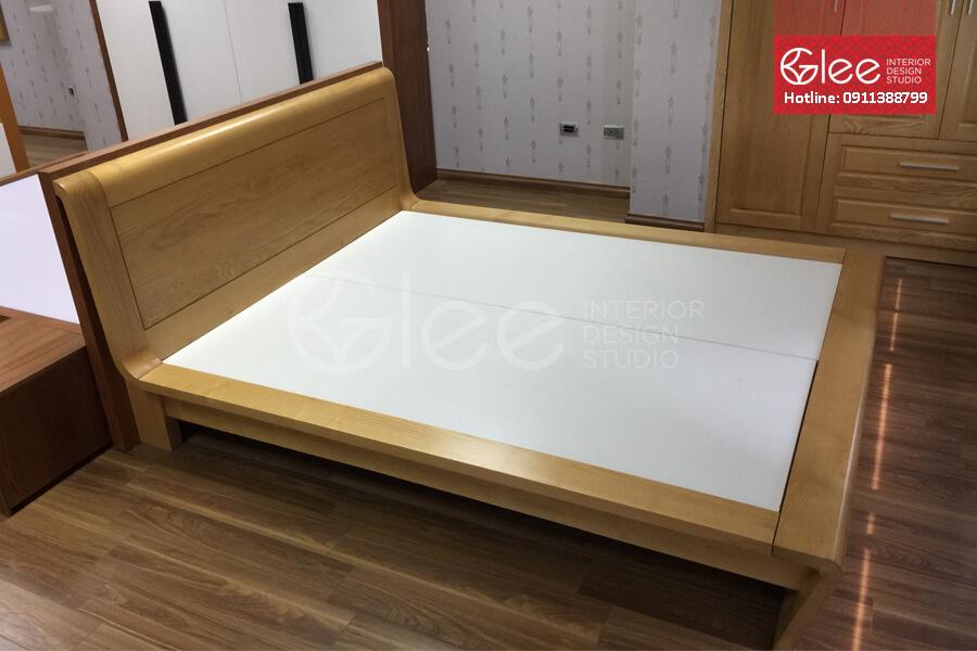 Giường ngủ gỗ GPN30