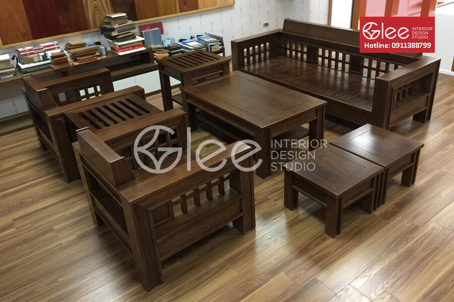 Sofa phòng khách GSG28 - 1