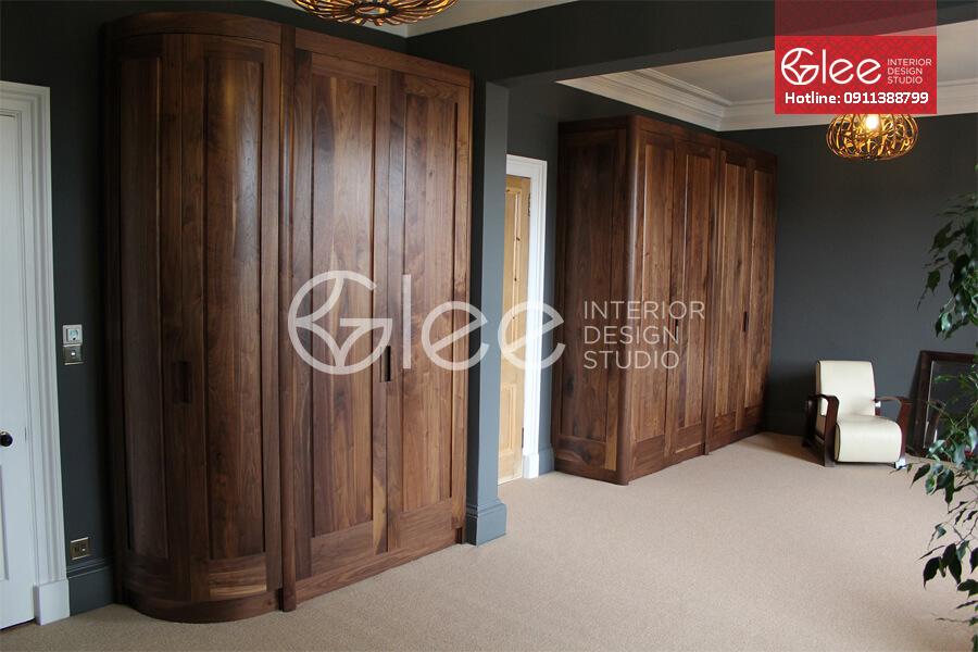 Tủ quần áo gỗ GTA14