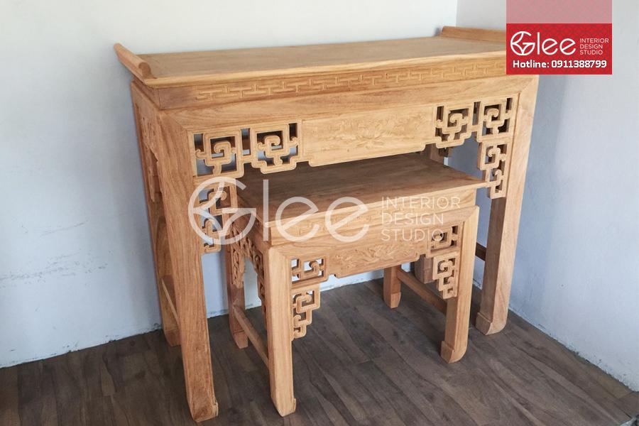 bàn thờ kích thước 153