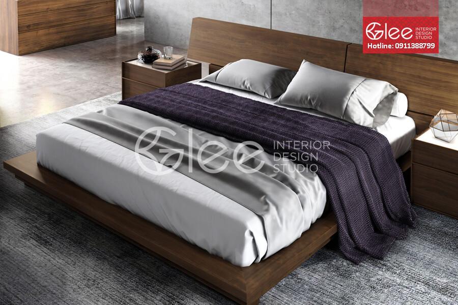 Top 10 mẫu giường ngủ đẹp lung linh cho nhà mới đón Tết