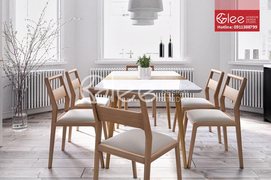 bàn ăn 6 ghế đẹp , bàn ăn 6 ghế hiện đại